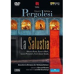 Pergolesi: La Salustia