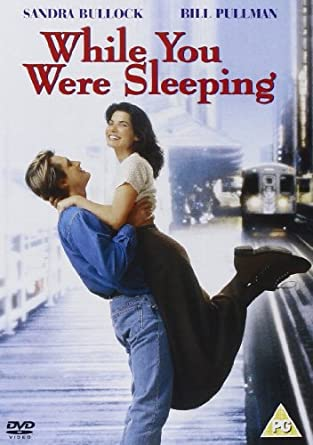 Amazon Com While You Were Sleeping Sandra Bullock Bill