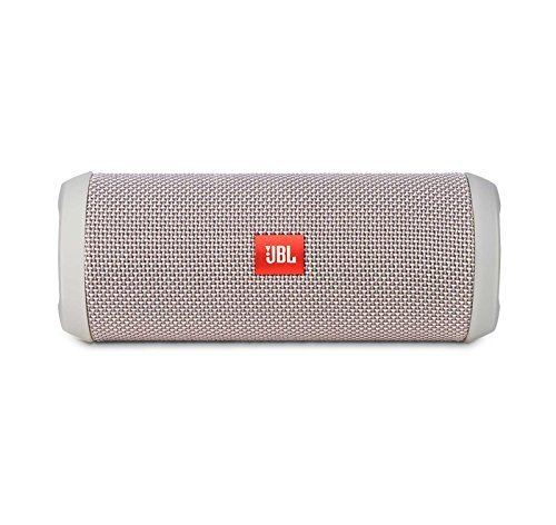 JBL 플립3 - Flip 3 Splashproof Portable Bluetooth Speaker, Gray,Gray
