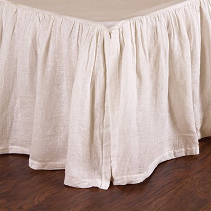 Voile Bed Skirt front-1041160