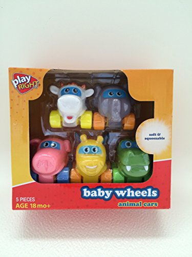 Baby Wheel Animal Cars - 1