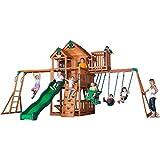 Backyard Discovery Skyfort II All Cedar Wood Swing Playset - Best Reviews Guide