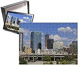 Photo Jigsaw Puzzle Of Atlanta Skyline, Georgia, United States Of America, North America