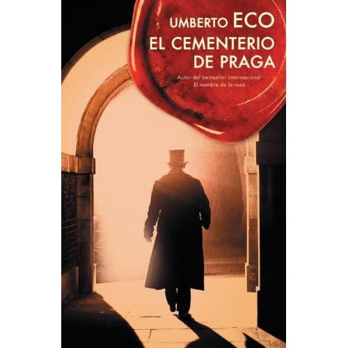 El cementerio de Praga (Vintage Espanol) (Spanish Edition)
