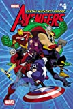 Marvel Comics Marvel Universe Avengers Earth's Mightiest Comic Reader 4 (Marvel Comic Readers)