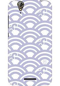 AMEZ designer printed 3d premium high quality back case cover for Acer Liquid Z630S (pattern )