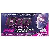 BioElectro NIGHT TIME CAPLETS AND SLEEP AID 100 CT ACETAMINOPHEN, DIPHENHYDRAMINE