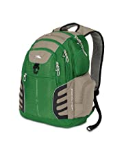 High Sierra 2400-Cubic Inches Big Wig Daypack (Juniper, Boulder)