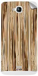 GsmKart MCL Mobile Skin for Micromax Canvas L (Canvas L-961)