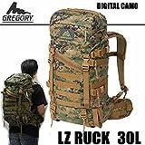 グレゴリー GREGORY グレゴリー リュック デイパック  LZ RUCK 30L デジタルカモ digitalcamo SPEARシリーズ エルゼットラック バッグ バックパック・リュックサック