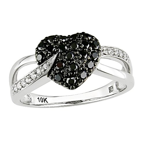 rings compare price 10k white gold 1 3ct tdw