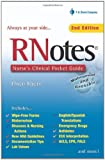 img - for RNotes: Nurse's Clinical Pocket Guide book / textbook / text book