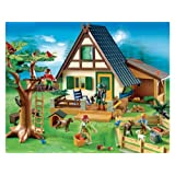 Playmobil Forest Lodge
