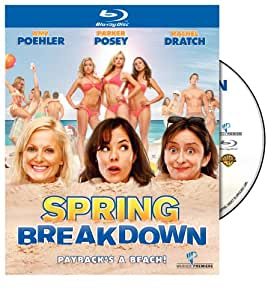 Spring Breakdown (Blu-ray)
