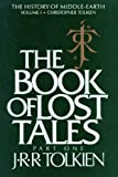 img - for The Book of Lost Tales, Part One: Part One: 1 (History of Middle-Earth) book / textbook / text book