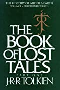 The Book of Lost Tales, Part One: Part One: 1 (History of Middle-Earth) by J.R.R. Tolkien, Christopher Tolkien cover image