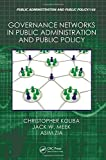 img - for Governance Networks in Public Administration and Public Policy book / textbook / text book