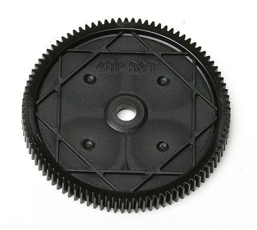Team Associated 91097 Spur Gear, 93-Tooth
