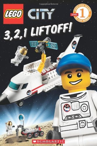 LEGO City: 3, 2, 1, Liftoff! (Level 1) Amazon.com