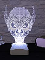 Lámpara 3D LED