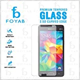 FOYAB Samsung G530H (Samsung Galaxy Prime) High Quality Tempered Glass [3D Touch Compatible- Tempered Glass] 0.2mm...