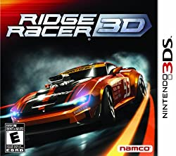 Ridge Racer 3D