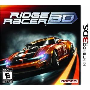 Online Game, Online Games, Video Game, Video Games, Nintendo, 3DS, Racing Game, Ridge Racer 3DS