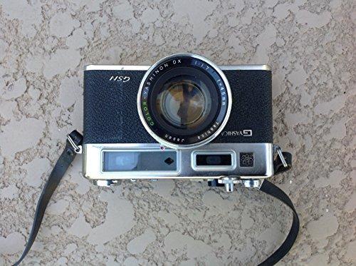 Yashica Electro 35 Rangefinder Film Camera w/ Yashinon DX 1:1.7 f=45mm Lens (Yashica 35 compare prices)
