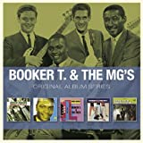 Booker T & The Mg'S Original Album Series