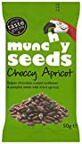 Munchy Seed Choccy with Apricot 50 g (Pack of 6)