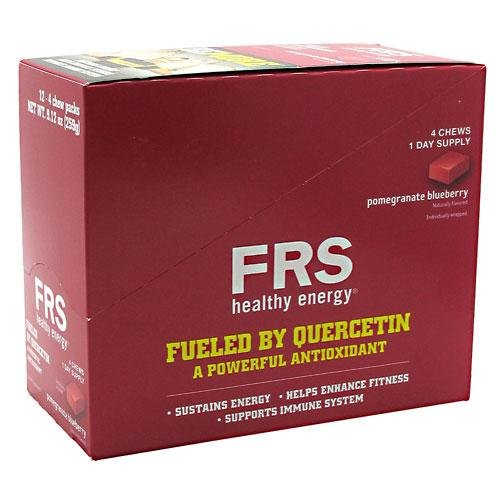 Frs Soft Chews Pomegranate-Blueberry Box Of 12