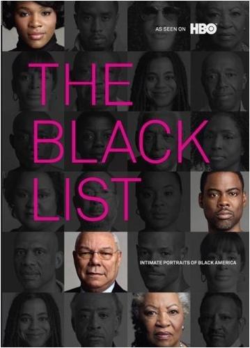 The Black List: Intimate Portraits of Black America (Volume One)