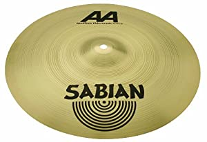 Sabian 16-Inch AA Medium Thin Crash Cymbal