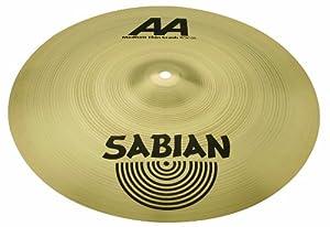 Sabian 16-Inch AA Medium Thin Crash Cymbal