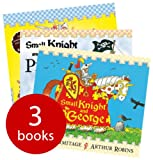 Small Knight and George Set - 3 Books (Paperback) RRP £18.97