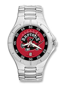 Toronto Raptors Mens Pro II Watch by Logo Art