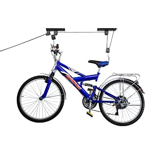 Click to buy Garage Bicycle Storage: RAD Cycle Products Ceiling Mount Bike Hoist, 2-Pack from Amazon!