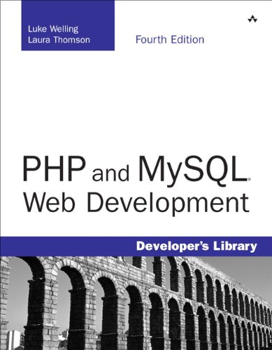 PHP and MySQL Web Development ebook