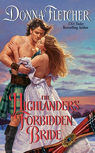 Image of The Highlander's Forbidden Bride (A Sinclare Brothers Series)