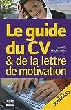 """Afficher """"Le Guide du CV & de la lettre de motivation"""""""