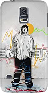 galaxy s5 back case cover ,Eminem Designer galaxy s5 hard back case cover. Slim light weight polycarbonate case with [ 3 Years WARRANTY ] Protects from scratch and Bumps & Drops.