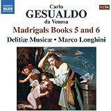 Madrigals Books 5 & 6