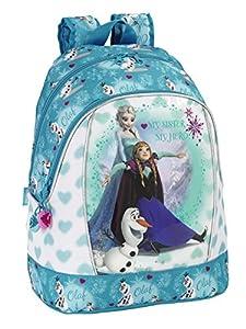 Die Eiskönigin Elsa Anna Rucksack Tasche 32 x 42 x 17 Schulrucksack Disney (14)