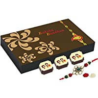 Rakhi Gift Online - 12 Chocolates Gift Box - Send Rakhi Online