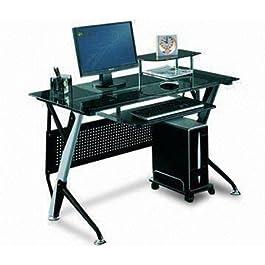 Techly ICA-TB 3352B scrivania per computer
