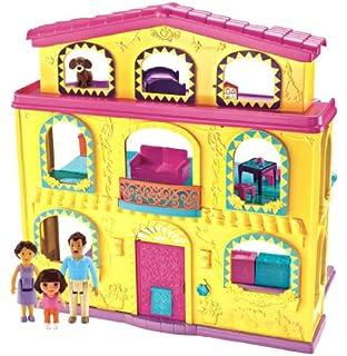 Amazon.com: Fisher-Price Dora The Explorer Playtime Together Dora ...