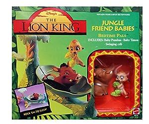 Amazon Com Disney S The Lion King Jungle Friend Babies