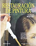 img - for RESTAURACION DE PINTURA (Spanish Edition) book / textbook / text book
