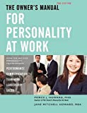 img - for The Owner's Manual for Personality at Work (2nd ed.) book / textbook / text book