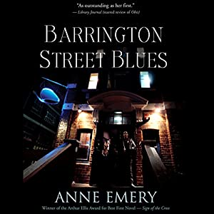 Barrington Street Blues: A Collins-Burke Mystery, Book 3 Audiobook